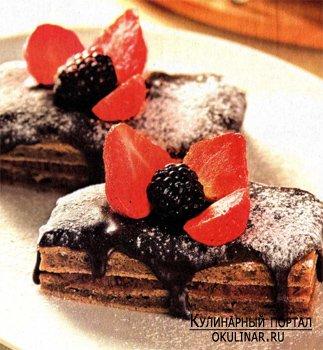 Пирожное «Риго Янчи»
